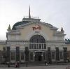 Железнодорожные вокзалы в Болхове