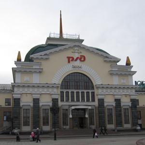 Железнодорожные вокзалы Болхова